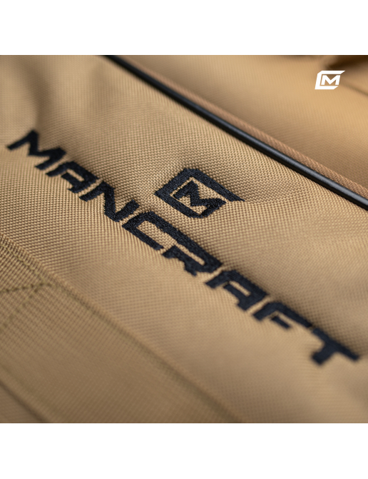 Original Mancraft case for carrying and storing your favorite replica.