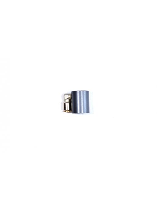 High pressure L-shape 6mm 1/8NPT fitting - on tank