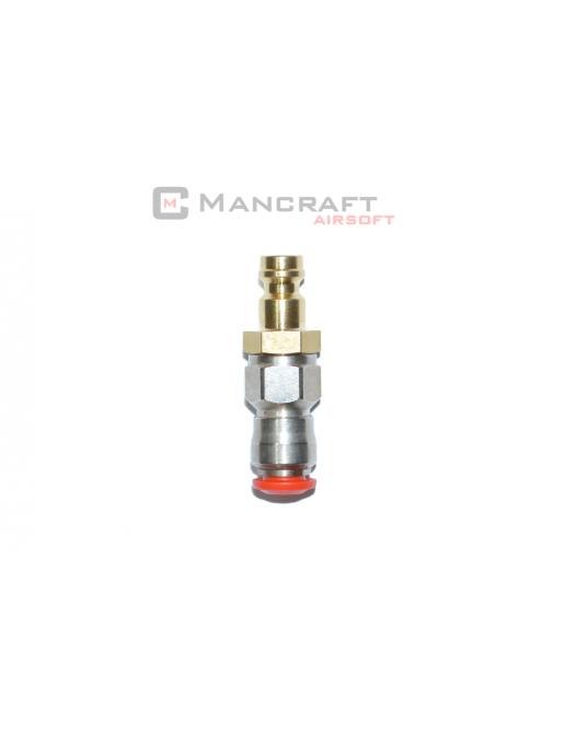 QD Fitting- standard EU 6mm