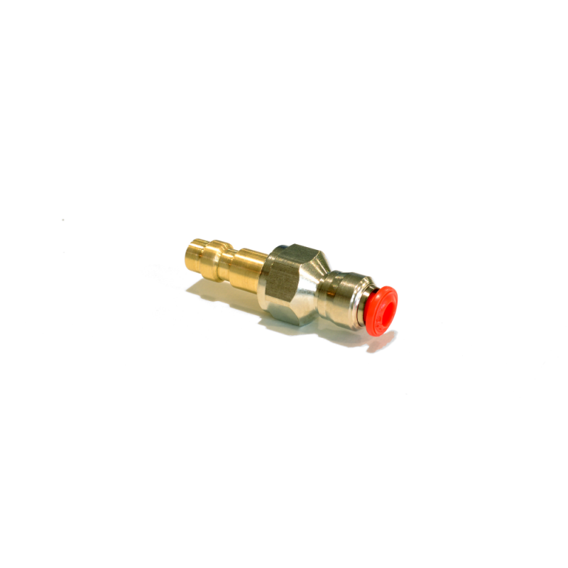 Male US to plug-in 4mm