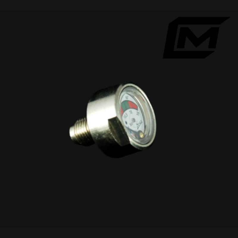 Regulator manometer
