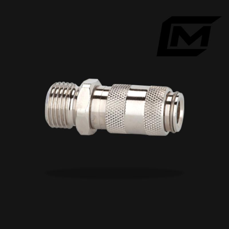 Szybkozłączka 4mm 1/8NPT