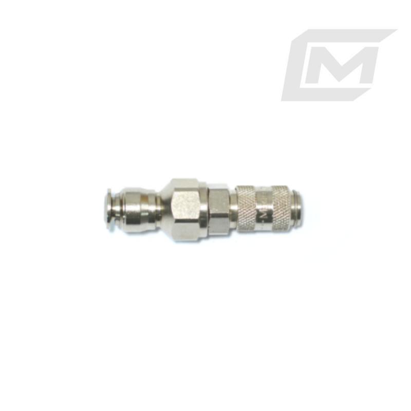 Szybkozłączka część żeńska 4mm