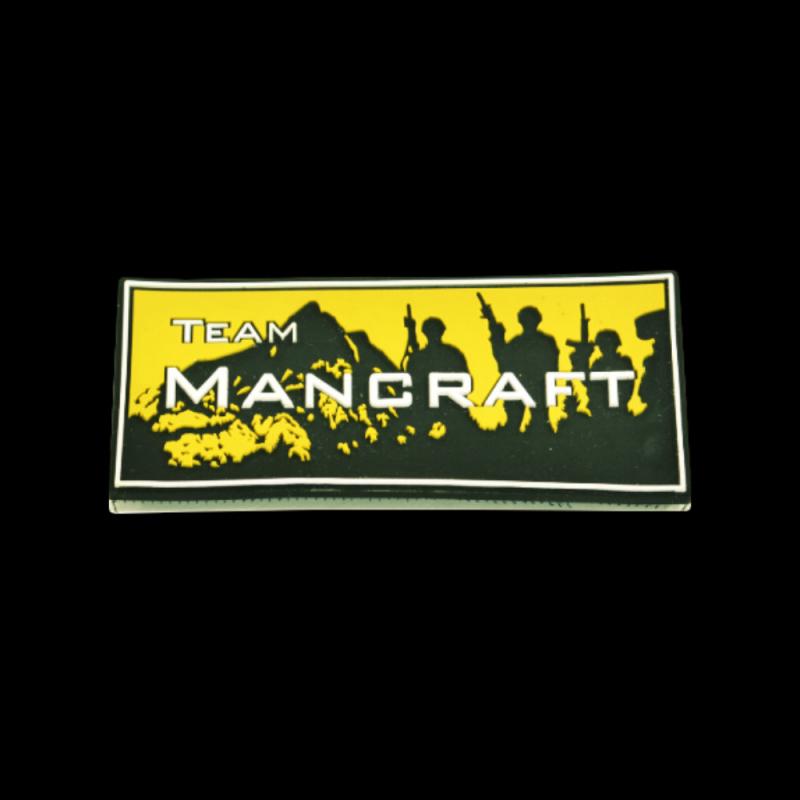 Mancraft Team Patch