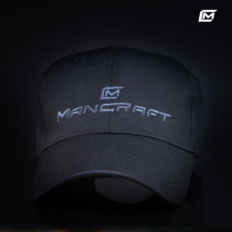 Oryginalna czapka z logo Mancraft.